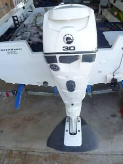 Evinrude E-Tec 30 Outboard motor Andergrove Mackay City Preview