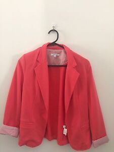 Pink blazer Toowong Brisbane North West Preview