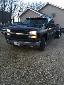 2003 Chevrolet Dually