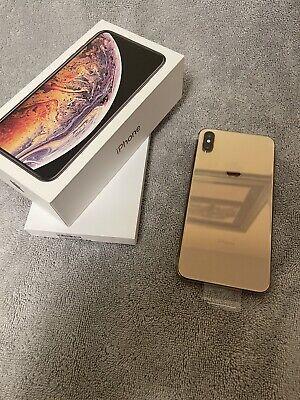New Apple iPhone XS Max - 64GB - Gold (Unlocked) A1921