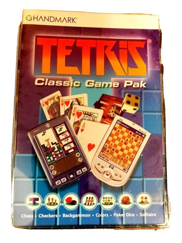 Handmark TETRIS CLASSIC GAME PAK for Palm OS & Pocket PC PDA