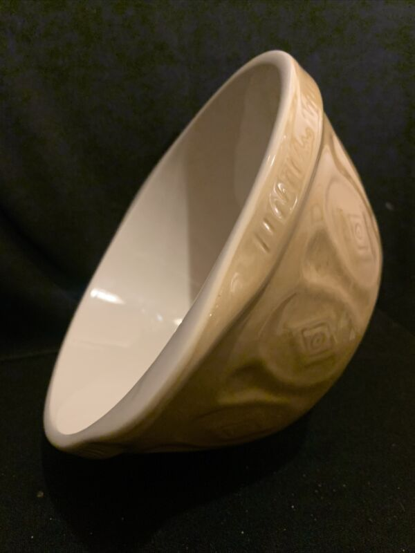 """Vintage Small 8"""" Gripstand YELLOW-CPCA-Mixing-Nesting Bowl NEW no box"""