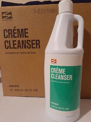 Swisher Creme Cleanser Multi Surface Cleaner 32oz