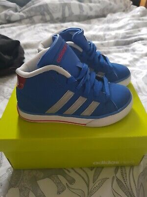 Boys adidas trainers infant size 10