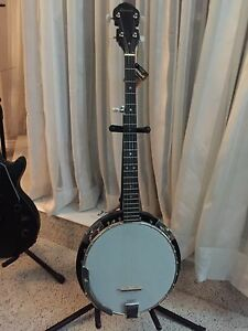 Savannah 24 bracket 5 string banjo sb -100