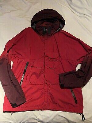 Acronym X Nemen J28-K Dyed Gradient Jacket Rare Size XXL Red