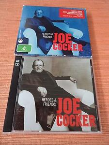 JOE COCKER CD/DVD HEROES AND FRIENDS Currumbin Waters Gold Coast South Preview
