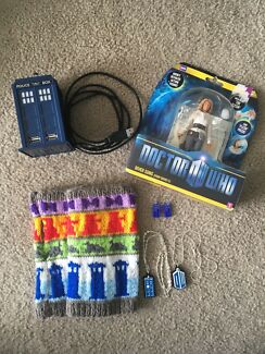 Doctor Who Collectables! Jewellery, accessories, figurine and more!! Penrith Penrith Area Preview
