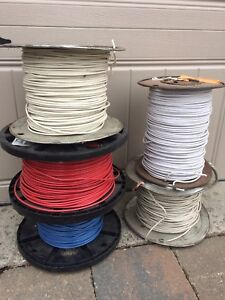 10 AWG Solid Copper Electrical Wire