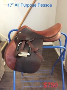 English Tack for Sale