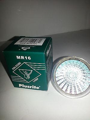 PLUSRITE HALOGEN LAMP MR16 12V 50W EXN 50w Mr16 Lamp