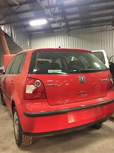 Volkswagen Polo WRECKING FOR PARTS Yeerongpilly Brisbane South West Preview