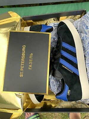 Deadstock Adidas St Petersburg Gtx Gortex Gazelle Rare Colourway 10.5