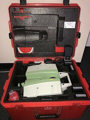 Leica Scanstation C10 Lidar Laser Scanner Kit