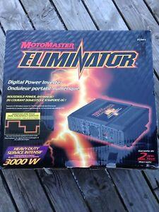 Motomaster Eliminator 3000w Power Inverter