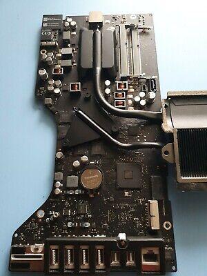 """Apple iMac 21.5"""" A1418 Late 2013  Logic board 820 3402 CPU 2.9GHz GT750M 1024MB"""