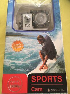 HD 1080p Sports Cam