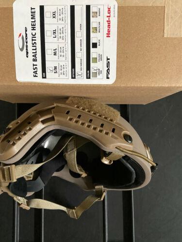 Ops-Core FAST High Cut Helmet S/M TAN