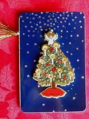 Hall Family Tree - HALLMARK 1996 HALL FAMILY Legend of Christmas Tree ANNUAL CHRISTMAS ORNAMENT-VGC