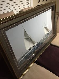Artistic 3D Shadow Box Type Picture