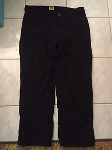 Draggin Men's Motorbike Pants Size 36 Worn once Scarborough Stirling Area Preview