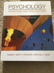 Psychology frontiers and applications