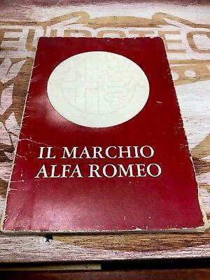 The Mark ALFA ROMEO Alvarez Garcia 1972 Rare Book