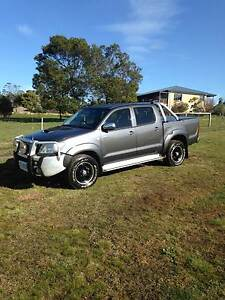 2008 Toyota Hilux SR5 4x4 Dual Cab Ute Perth Northern Midlands Preview