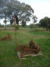 Hay/Grass Mower Meredith Golden Plains Preview