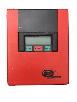 Fire Alarm Fireye Flame Monitor Used Free Shipping
