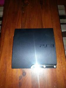 """PS3 160gig, 50 games, 25"""" LCD TV New Lambton Heights Newcastle Area Preview"""