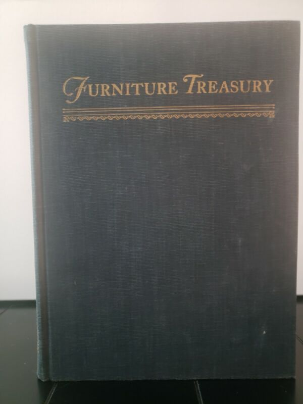 Wallace Nutting Furniture Treasury  Two Volumes in One 1971 Hardcover