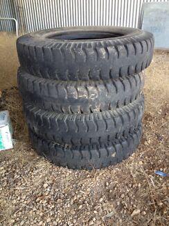 Truck tyres Barnawartha Indigo Area Preview
