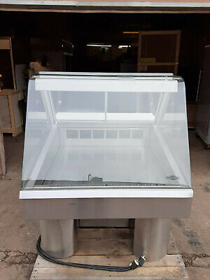 Federal Deli Bakery Meat Cheese Refrigerated Display Case Merchandiser 110 Volt
