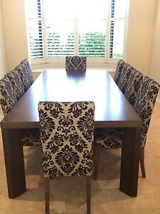 Harwood DininTable with Ten Formal Chairs by Shack Sydney Vaucluse Eastern Suburbs Preview
