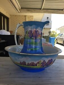 Antique Basin & Pitcher Emu Point Albany Area Preview