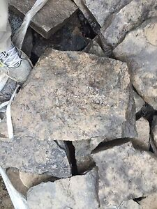 """2"""" flagstone for sale $220 ton, Wall Stone from $250"""