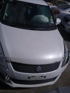NOW WREAKING SUZUKI SWIFT WHITE COLOR ALL PARTS 2011-17 Dandenong South Greater Dandenong Preview