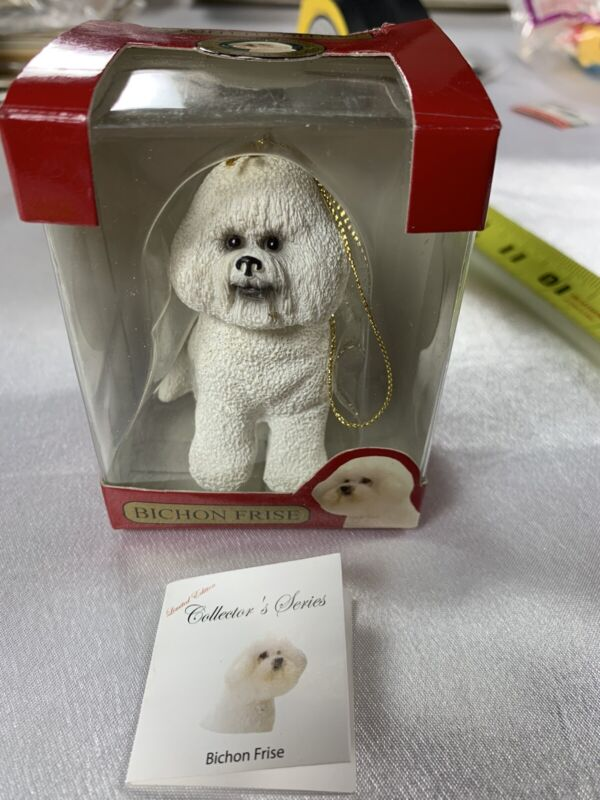 bichon frise Limited Edition Collector's Series