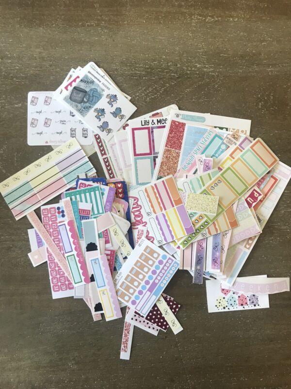 Planner Stickers Set