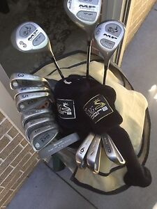 PGF oversize heads right handed full set and putter Warrimoo Blue Mountains Preview