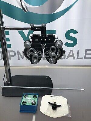 Topcon Vt-10 Phoroptor Phoropter- Minus Cylinder Ophthalmic Equipment