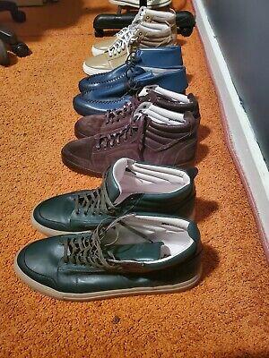 Del toro men shoes