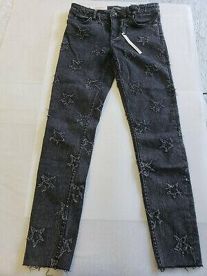 zara women jeans denim collection the skinny black revolve stars size 6