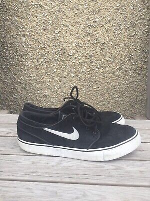 Black Nike Sb Stefan Janoski - UK 8