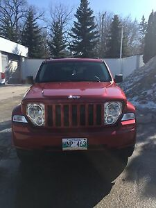 2009 Jeep Liberty North