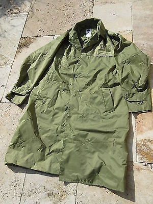 Armee Poncho Army Regenmantel Wandern Outdoor Mountain Bike Camping Raincoat