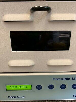 Tissi Dental Fotolab Uv Composite Photopolymerization Digital Oven 10115001