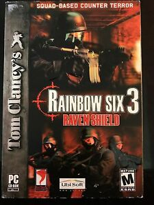 Tom Clancy's rainbow six raven shield for PC