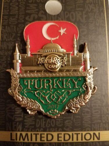 HRC-ON LINE Hard Rock Cafe Pin TURKEY CUT OFF SERIES